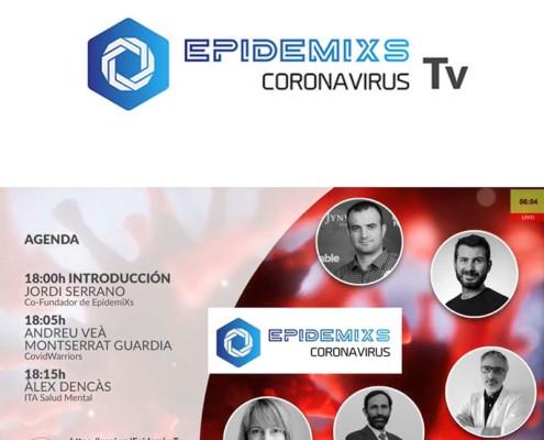 Episodio 5 Epidemixs TV Covidwarriors